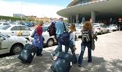 Andalucía registra un récord de pernoctaciones de enero a mayo, con 23,7 millones