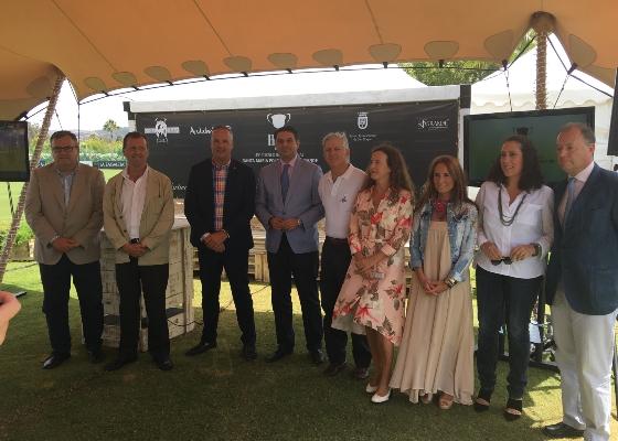 Andalucía proyectará su imagen como destino de grandes eventos deportivos durante el Torneo de Polo de Sotogrande