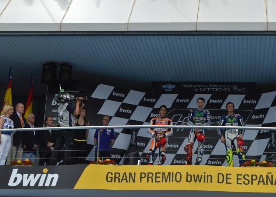 Luciano Alonso resalta el éxito del GP de Jerez tras recibir más de 243.000 espectadores, 14.000 más que el pasado año