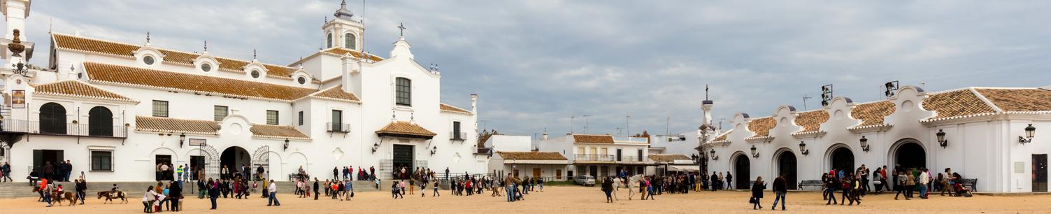 Vistas de Huelva