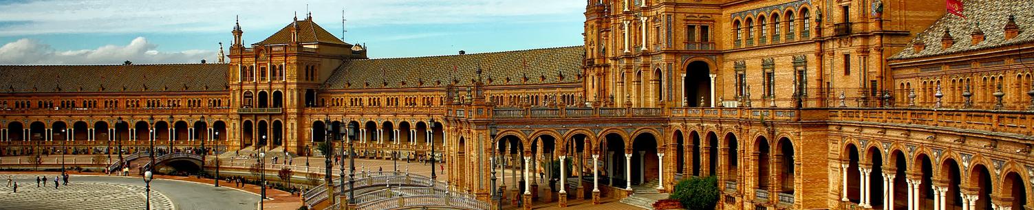 Vistas de Sevilla desde la catedral