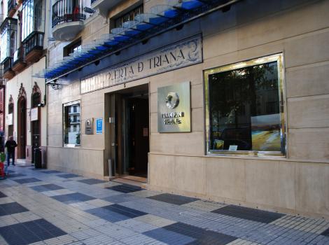 Hotel ilunion puerta de triana 3 estrellas destinos tur sticos accesibles en andaluc a - Ilunion puerta de triana ...