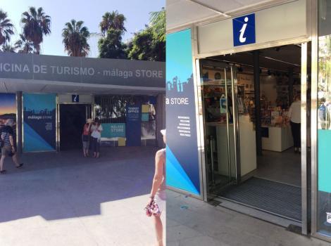 Oficina municipal de turismo m laga store destinos for Oficina de turismo malaga