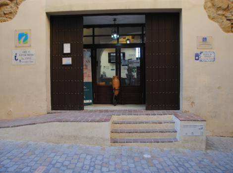 Oficina municipal de turismo de carmona destinos for Oficina de turismo sevilla