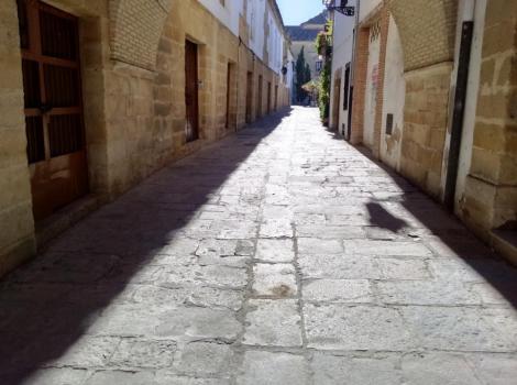 Calle Barbacana