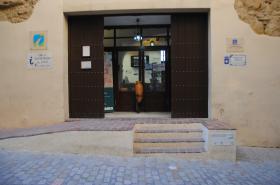 Oficina Municipal de Turismo de Carmona. Acceso