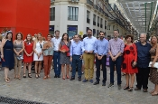 Francisco Javier Fernández destaca la contribución de la Feria de Málaga a los resultados turísticos de Andalucía en verano