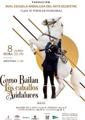 La Real Escuela del Arte Ecuestre lleva su espectáculo a Fuengirola y Almería