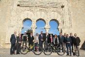 La Junta anuncia un catálogo y una app de rutas de Andalucía Bike Race para animar a aficionados y reforzar su promoción