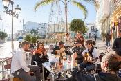 Más del 94% de los turistas que visitaron Andalucía en 2017 cumplió las expectativas que tenía con su viaje al destino