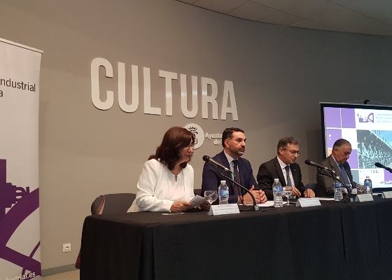 Fernández destaca el potencial del patrimonio industrial para generar oportunidades turísticas y desarrollo local