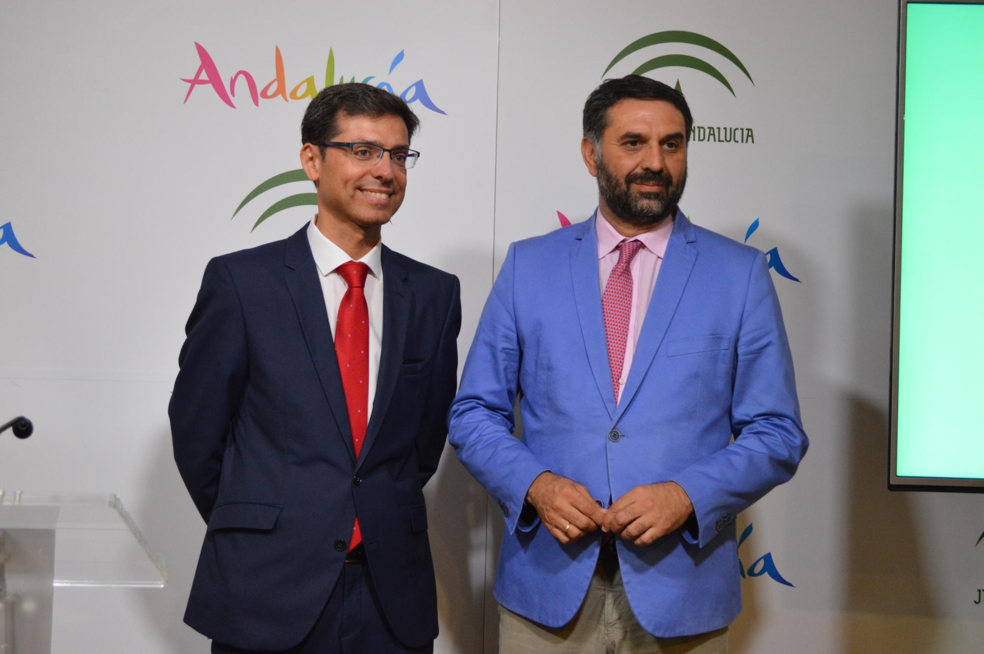 La gestión de los nuevos tiempos en promoción, principal reto del consejero delegado de Turismo y Deporte de Andalucía