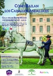 La Real Escuela del Arte Ecuestre ofrece una gala extraordinaria de carácter benéfico a favor de los Reyes Magos