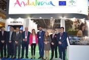 Susana Díaz destaca que Andalucía alcanzará en 2018 por primera vez la cifra de 30 millones de turistas