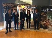 Andalucía promociona su oferta turística ante los medios alemanes asistentes al encuentro anual de Thomas Cook