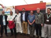 Los eventos de turismo ornitológico de Andalucía, reclamo del destino en el principal encuentro europeo del segmento