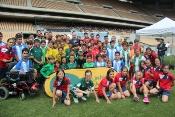 Fernández valora el Festival del Fútbol Inclusivo como una oportunidad para fomentar la integración en el deporte