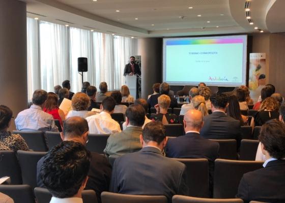 Andalucía reforzará la promoción del turismo 'cosmopolita' en Alemania y la extenderá a Italia, Francia y Reino Unido