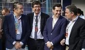 """Moreno destaca el """"enorme retorno en turismo y en imagen para Andalucía"""" del Gran Premio de Jerez"""