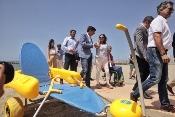 Turismo lanzará el próximo año una guía de playas accesibles de todo el litoral andaluz