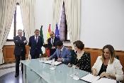 Andalucía avanza hacia una nueva señalética turística en las carreteras del Estado