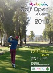 Cerca de 100 jugadores participarán en la segunda edición del Andalucía Open Golf La Garza en Linares
