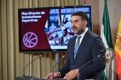 La Junta aprueba el Plan Director de Instalaciones y Equipamientos Deportivos para los próximos diez años