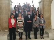 Fernández anuncia una nueva línea de financiación para las localidades declaradas como Municipio Turístico de Andalucía