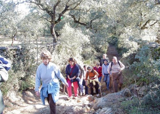 La Junta regula el procedimiento para la declaración de los senderos de uso deportivo en Andalucía