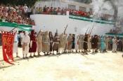 La Junta declara de Interés Turístico de Andalucía la Fiesta de Moros y Cristianos de Benamahoma (Grazalema, Cádiz)
