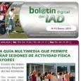 Boletín digital del Instituto Andaluz del Deporte