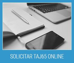 ¿Quieres solicitar la Tarjeta Andalucía Junta sesentaycinco?…