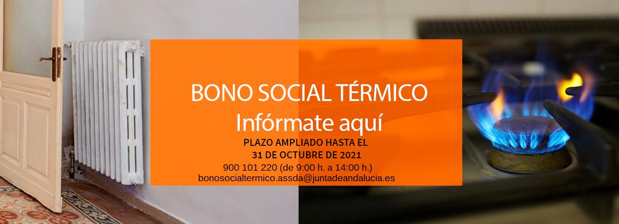 BONO SOCIAL TÉRMICO