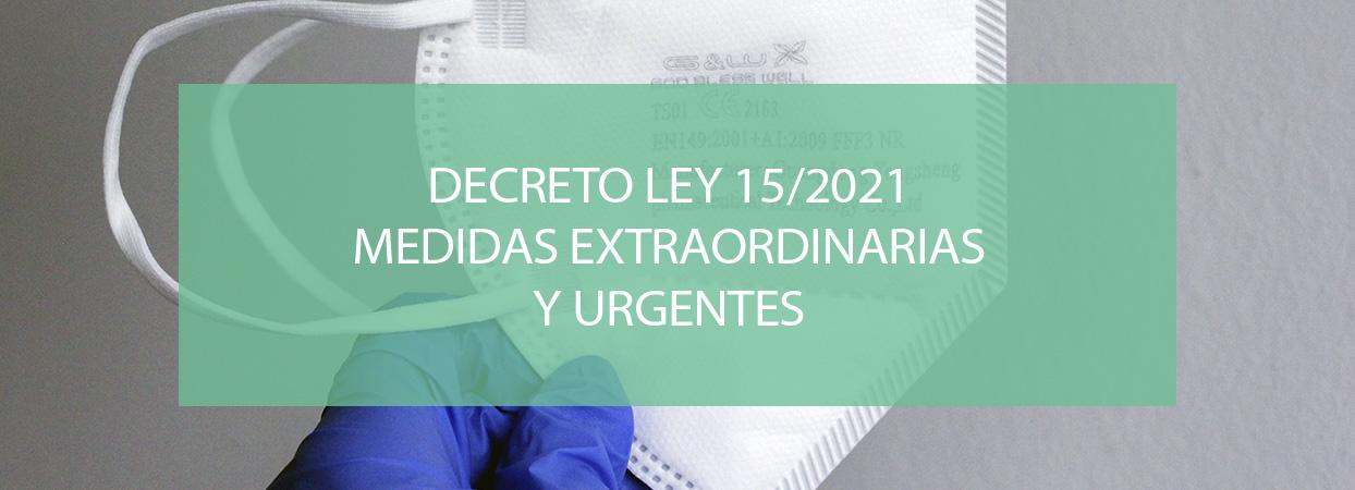 Decreto 15/21