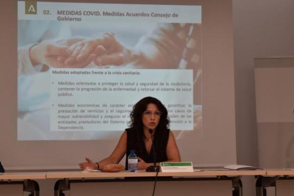 Los centros residenciales en Andalucía recuperan los niveles de ocupación anteriores a la pandemia con tasas superiores al 95%