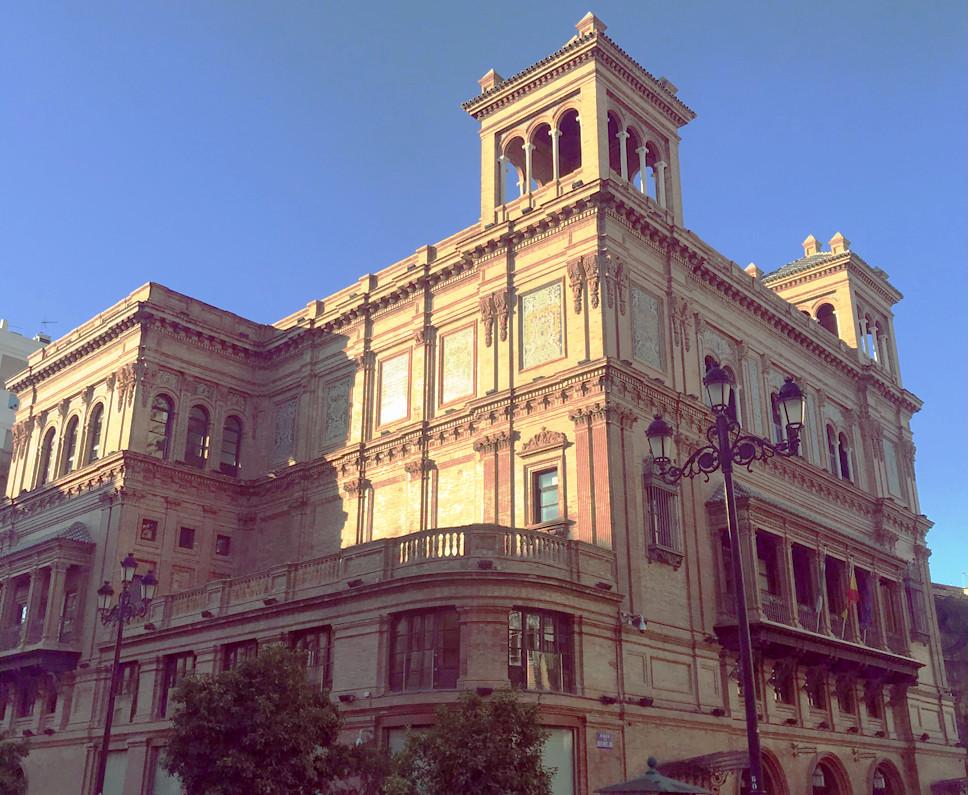 Edificio Coliseo