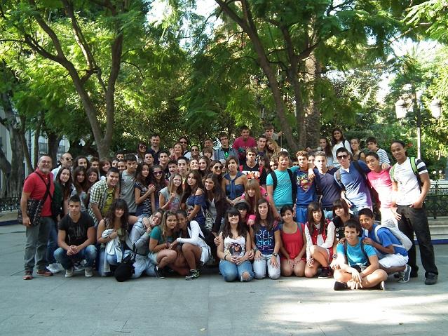 Excursión a Cádiz. Los Íberos. Inicio del curso 2011/2012