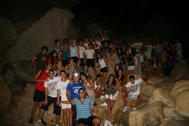Actividad de inicio de curso. Visita a Ocurri y cueva del Hundidero. Bachillerato