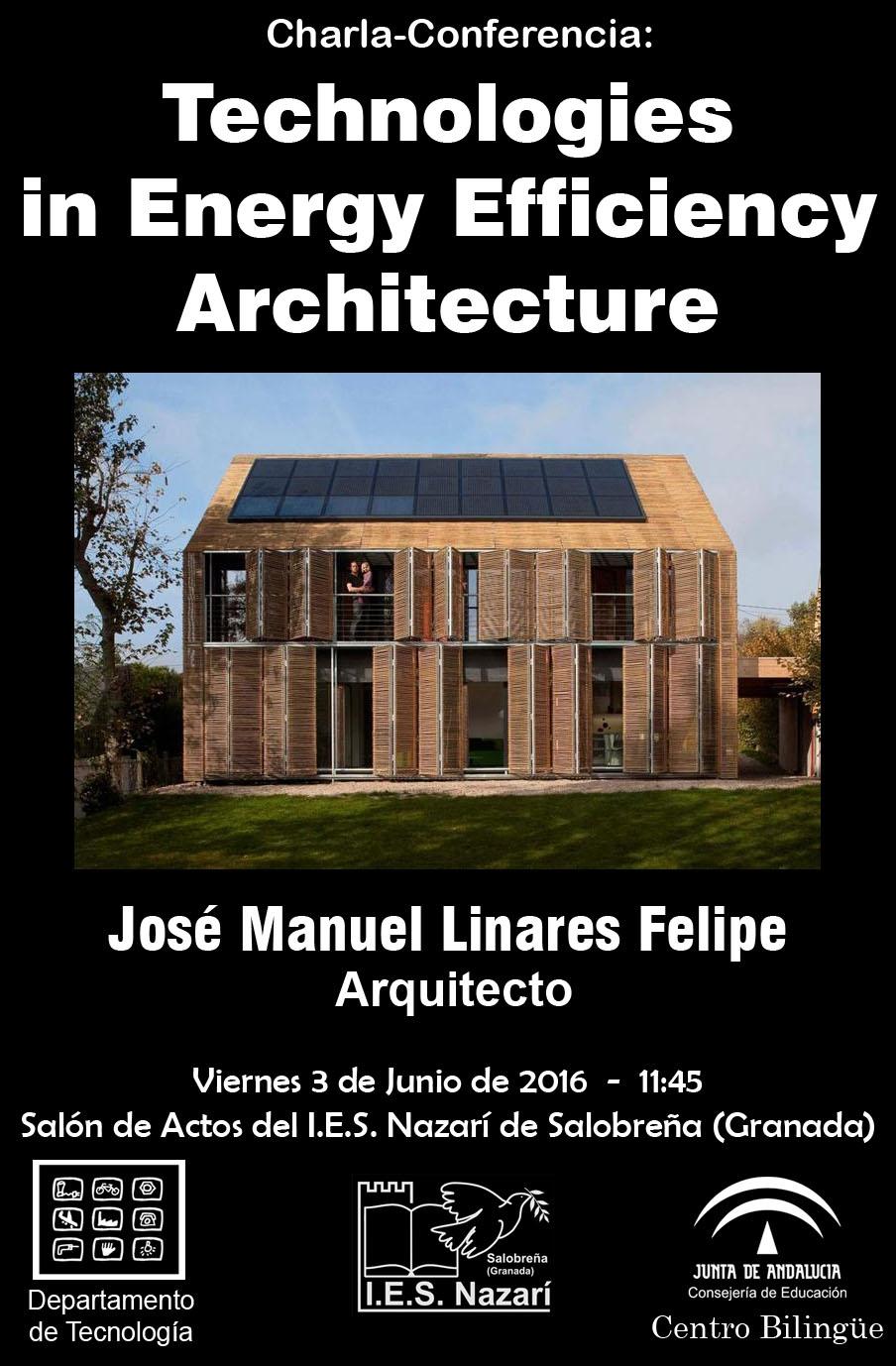 Charla de Jose Manuel Linares en el Nazarí