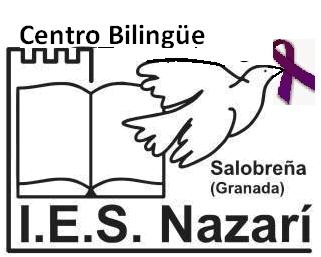 Logotipo del I.E.S. Nazarí_violencia