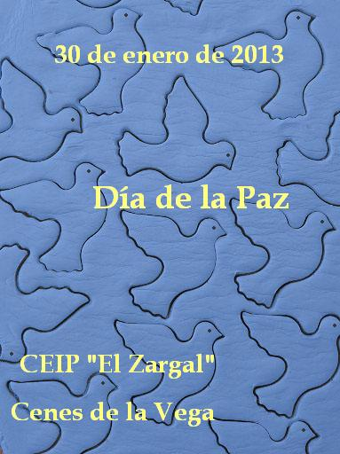 Cartel Día de la Paz