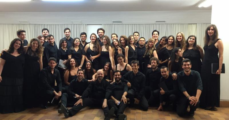 Encuentro de Verano del Joven Coro de Andalucía. Julio 2016