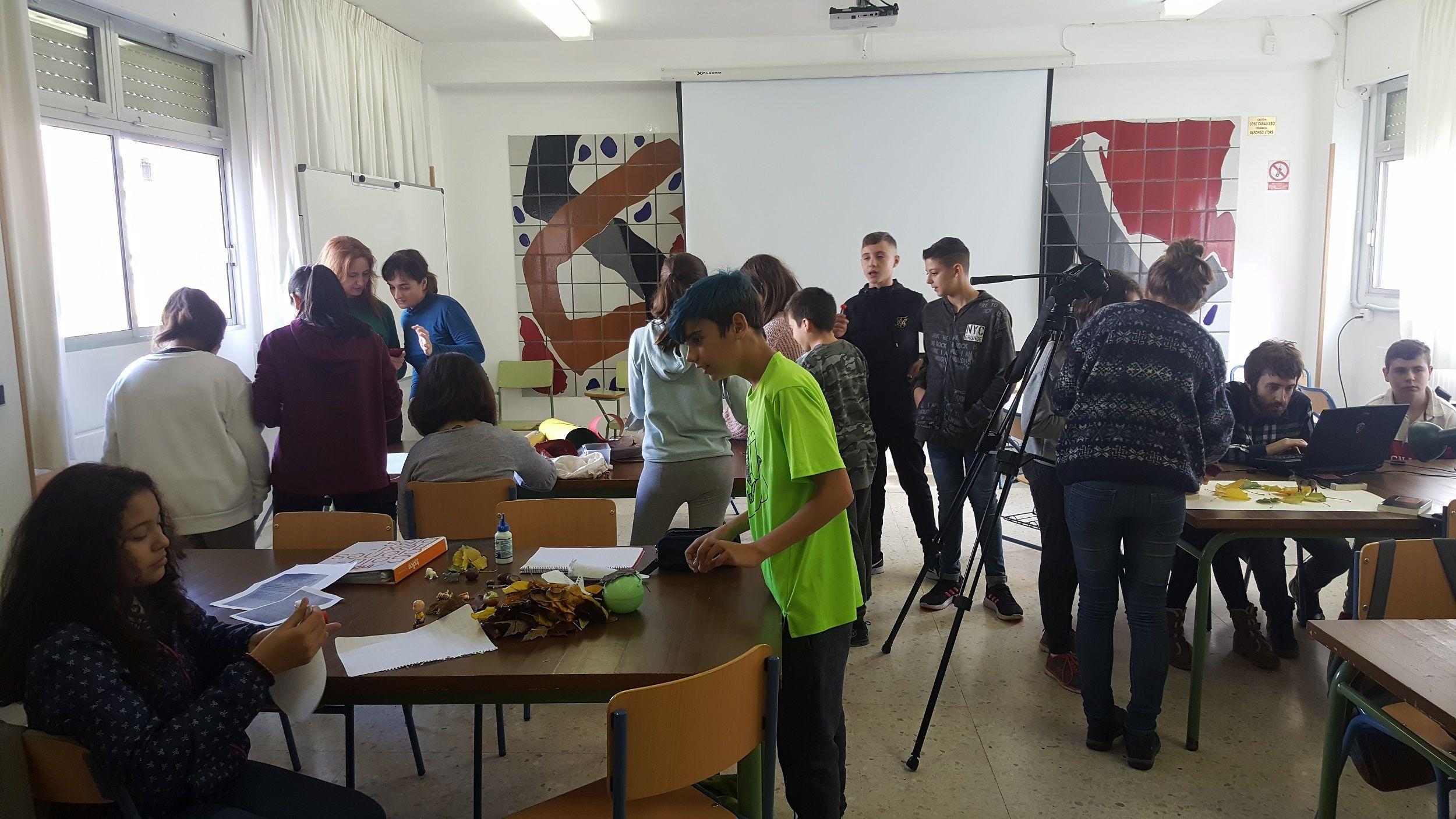Laboratorio de creación cinematográfica