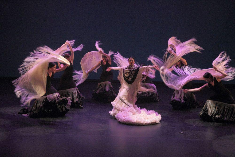 Taller 'Amalgama'. Pieza 'Ad Libitum', coreografía de Rocío Coral (fotografía: CIRAE. Coral González)