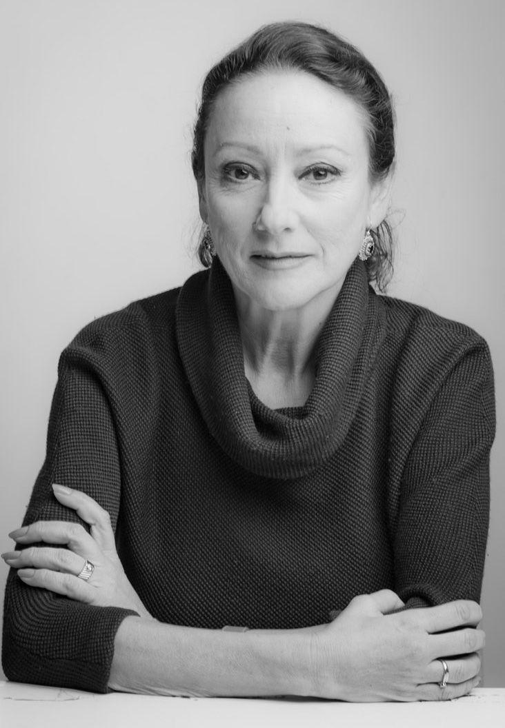 Ana María Bueno (fotografía: Luis Castilla)