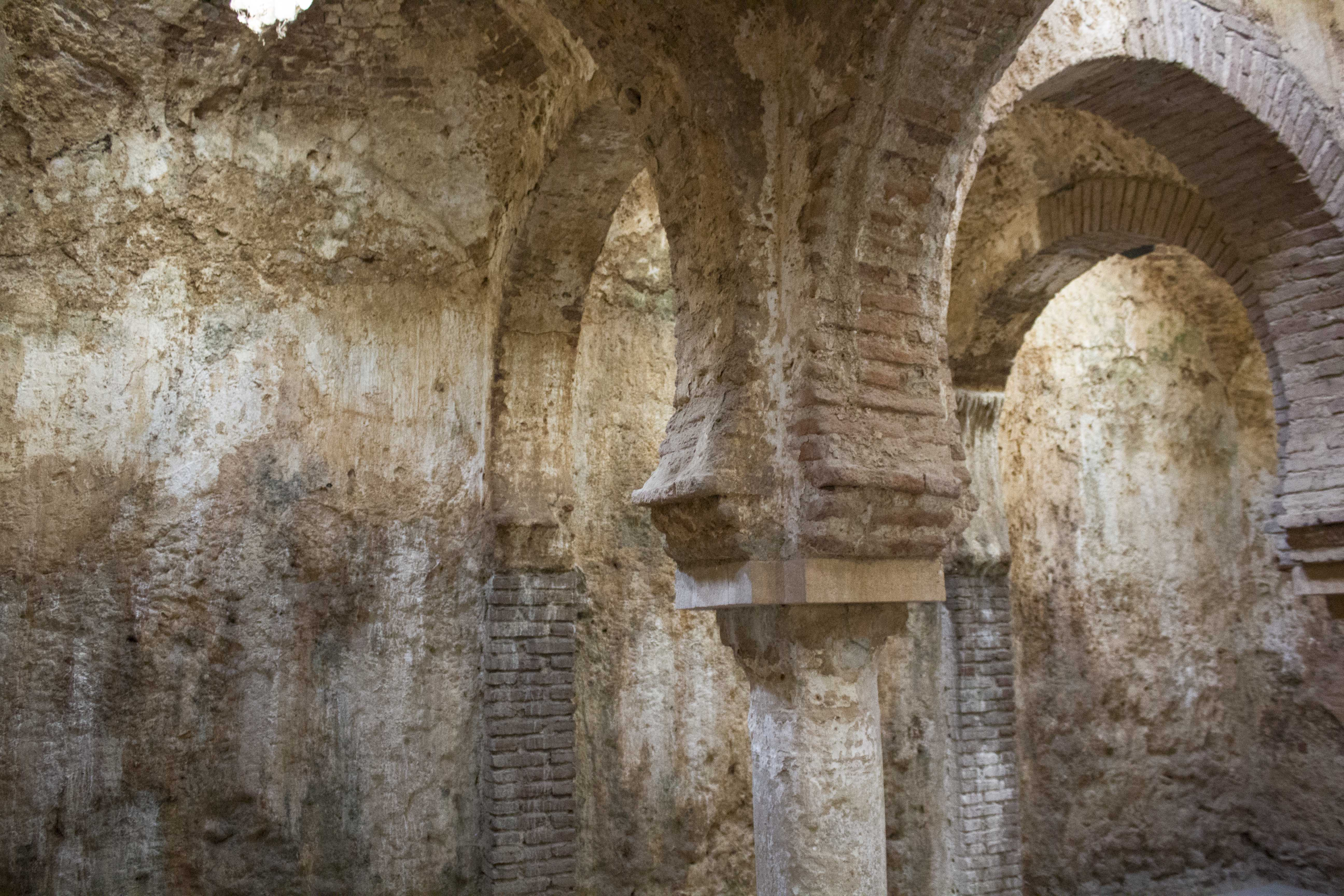 Baños Arabes De Ronda | Enclave Arqueologico De Los Banos Arabes De San Miguel Aaiicc