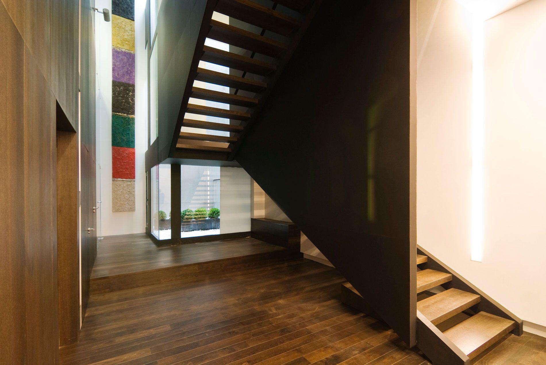 Interior del Centro Andaluz de las Letras
