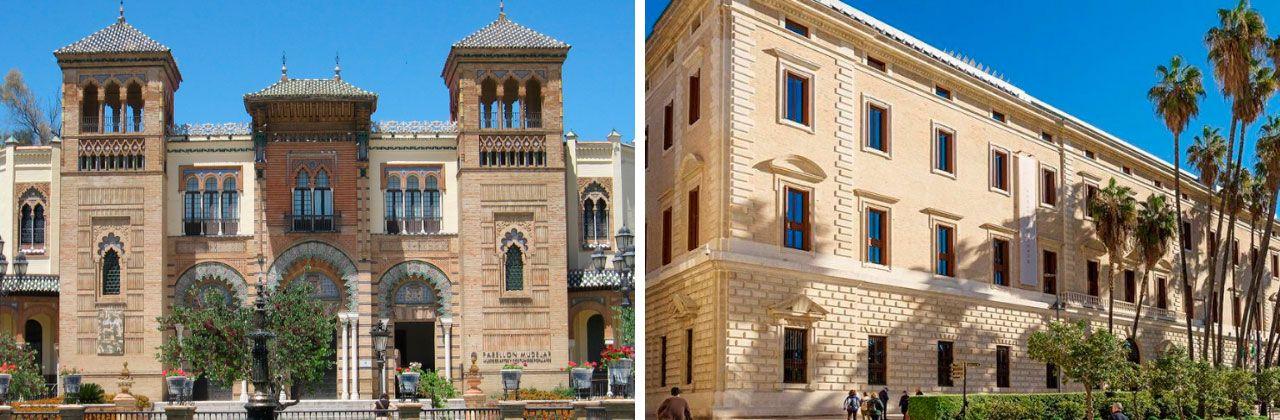 Museo de Artes y Costumbres Populares de Sevilla y Museo de la Aduana