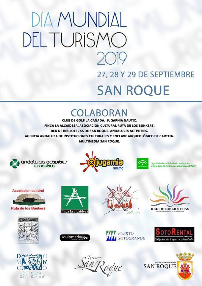 Cartel Ayuntamiento de San Roque