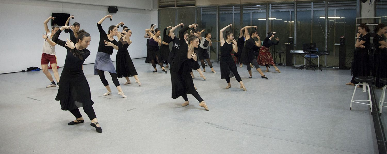 Clase de escuela bolera (fotografía: Ro Menéndez)